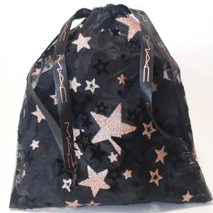 MAC Cosmetics Drawstring Bag